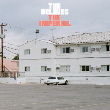 The Delines - The Imperial limited edition vinyl