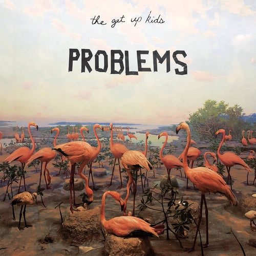 The Get Up Kids - Problems limited edition vinyl