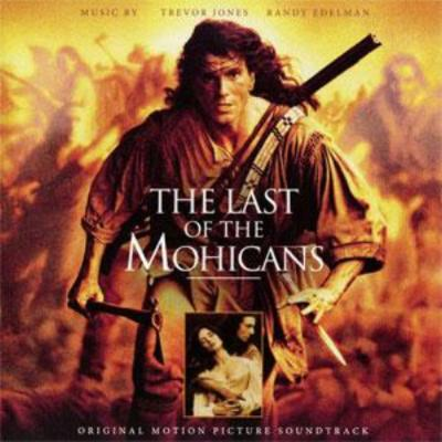 the last of the mohicans OST limited edition vinyl