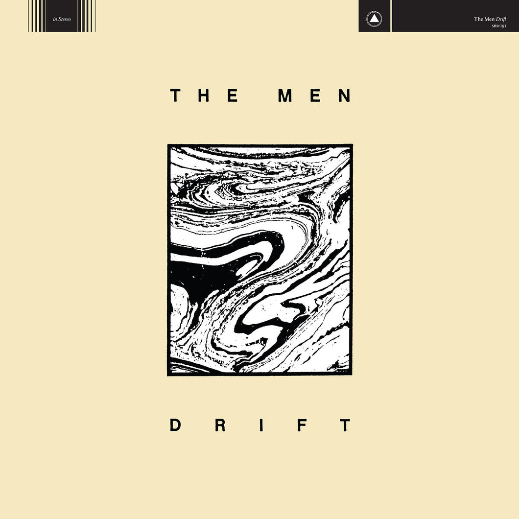 the men drift limited edition vinyl