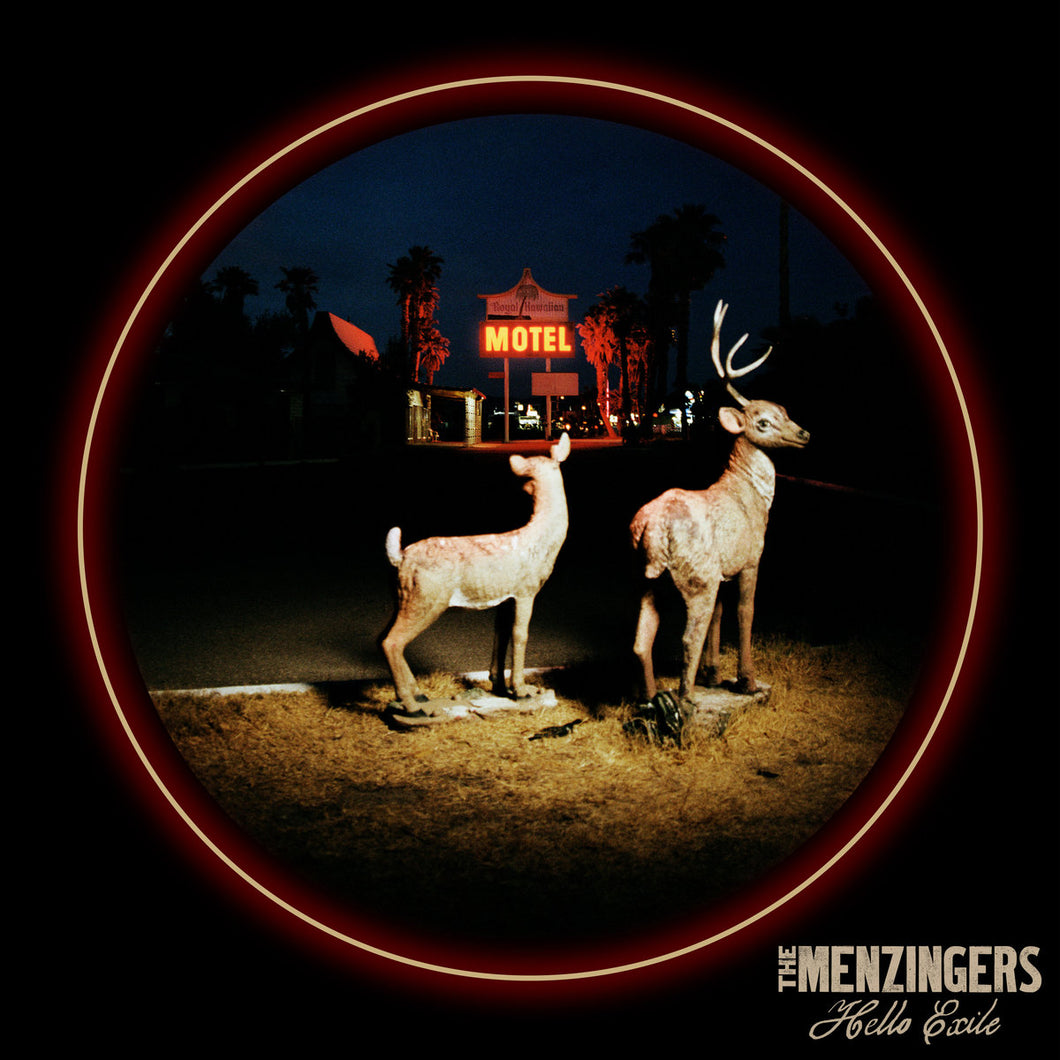 The Menzingers - Hello Exile limited edition vinyl