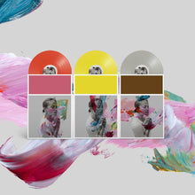 The National - I Am Easy To Find coloured vinyl