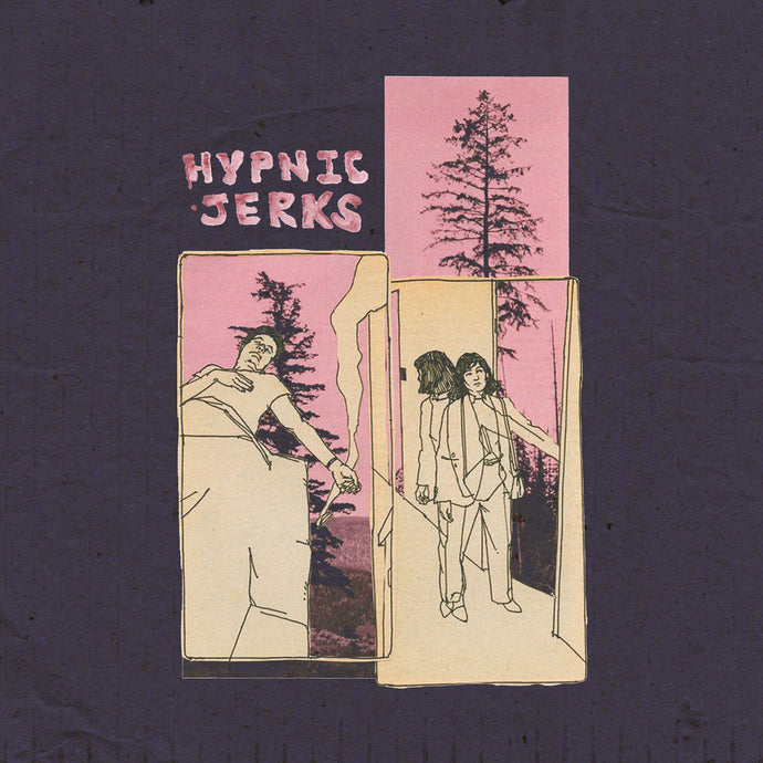 The Spirit of the Beehive - Hypnic Jerks limited edition vinyl