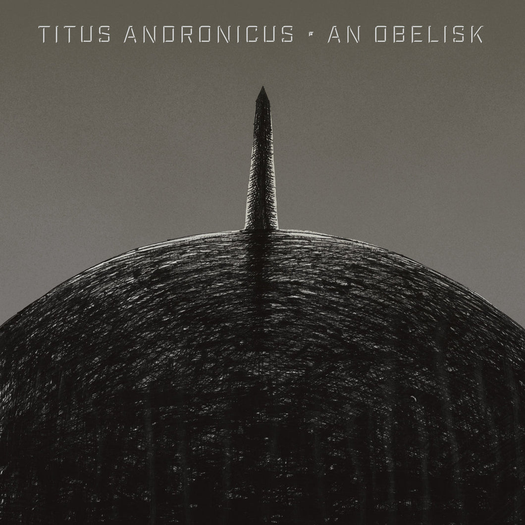 Titus Andronicus - An Obelisk limited edition vinyl