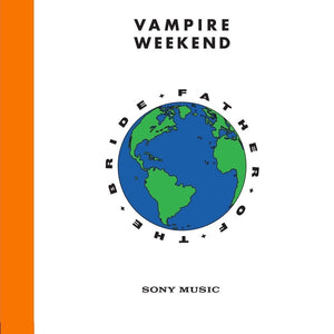 Vampire Weekend - Father Of The Bride limited edition vinyl