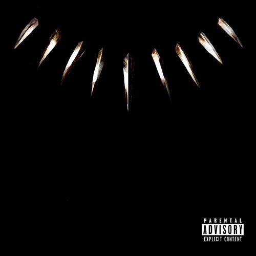 Black Panther The Album vinyl