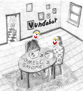 Vundabar - Smell Smoke limited edition vinyl