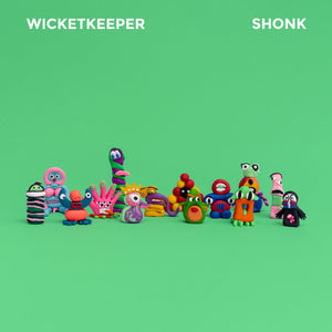 Wicketkeeper - Shonk limited edition vinyl