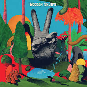 wooden shjips v. limited edition vinyl