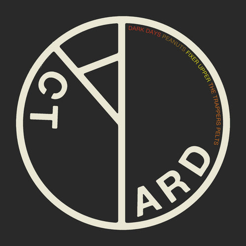 Yard Act - Dark Days EP limited edition vinyl