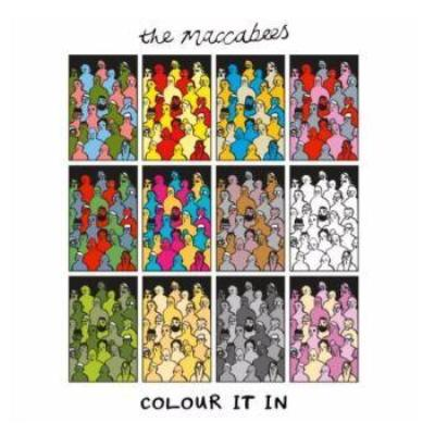 THE MACCABEES - COLOUR IT IN VINYL