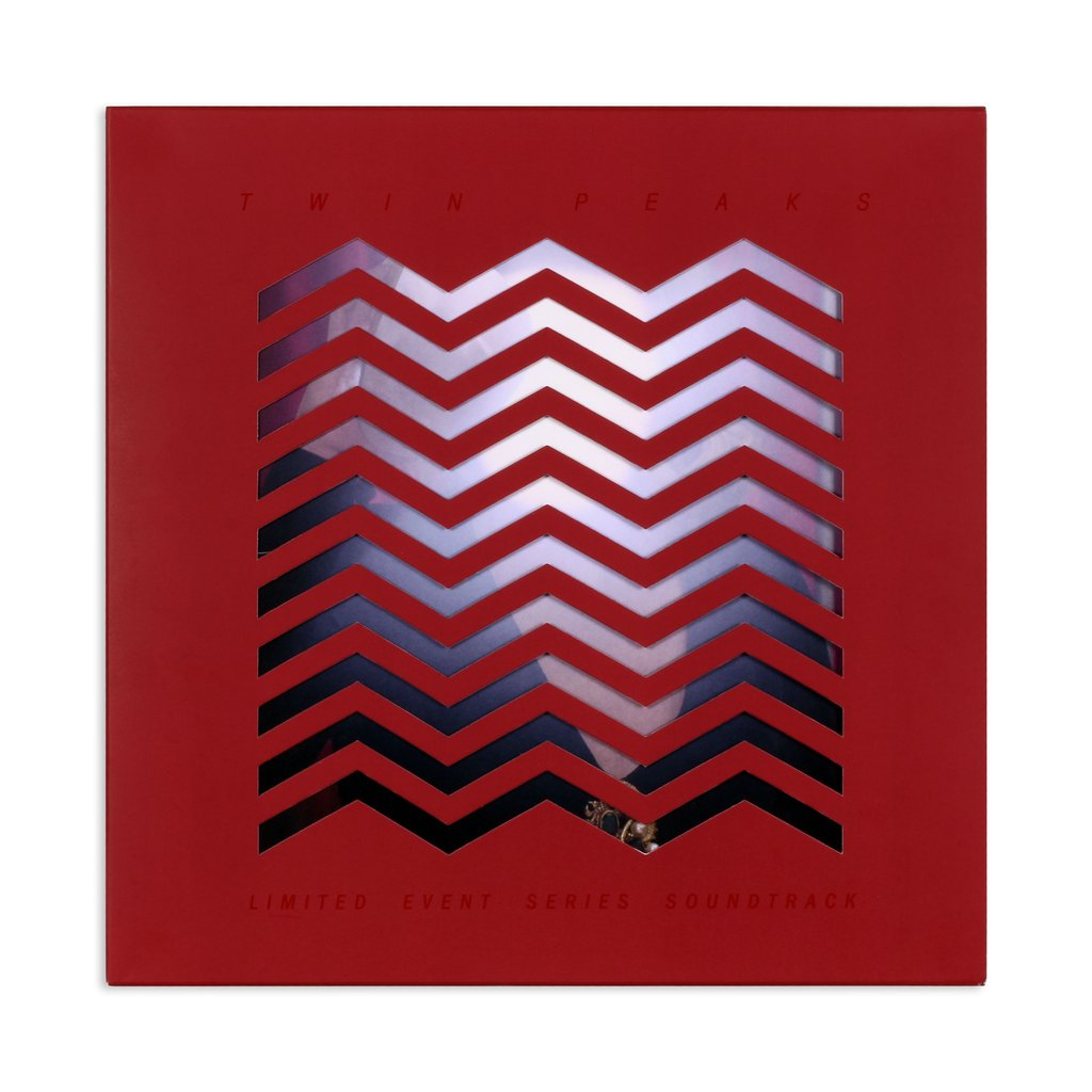 Twin Peaks: Limited Event Series Soundtrack limited edition vinyl