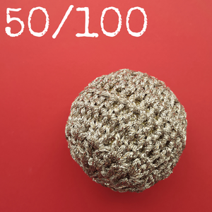 The 100 Day Project Baubles 2020