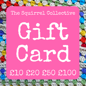 The Squirrel Collective Gift Card