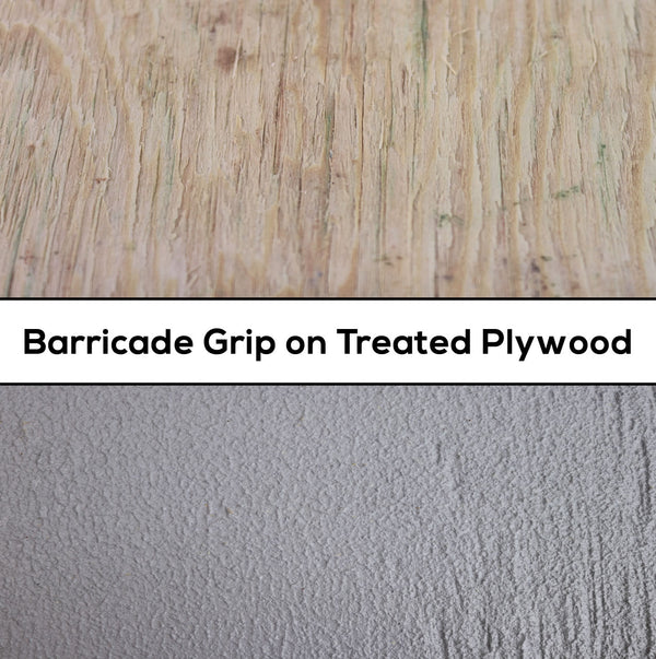 Barricade Grip Premium Non-Slip Polymer Coating - Sale