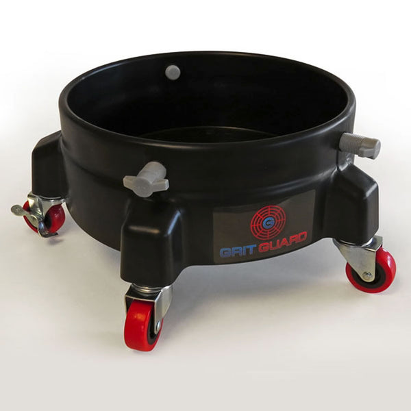 GRIT GUARD BUCKET DOLLY - Rugged Restore