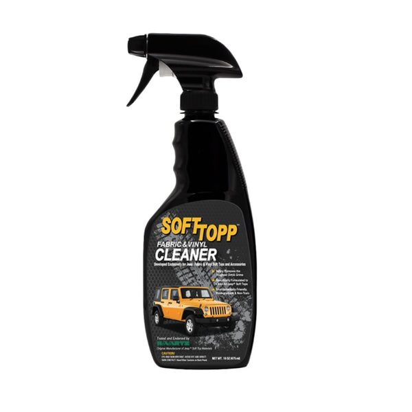 FABRIC & VINYL SOFT TOP TOP CLEANER - Rugged Restore