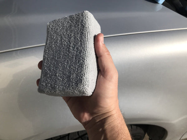 MICROFIBER & FOAM APPLICATOR SPONGE - Rugged Restore