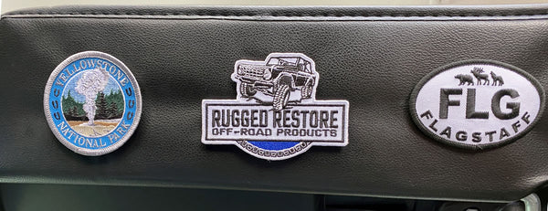 Rugged Restore Rig Patch