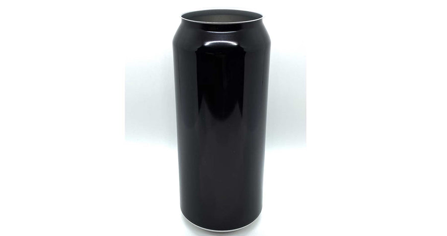 16oz Black - Standard Can