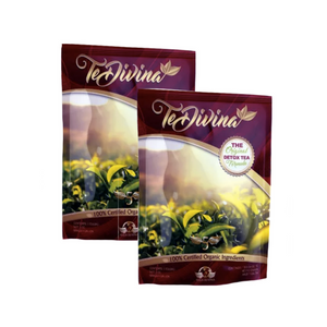 Te Divina - 2 Weeks - Naturally Divine UK