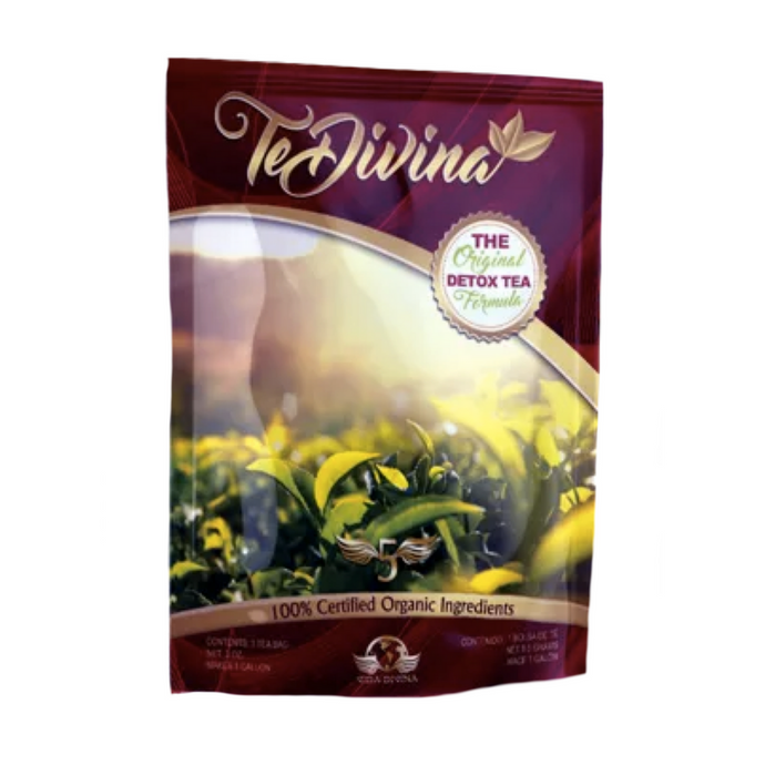 Te Divina - 1 Week Supply - Naturally Divine UK