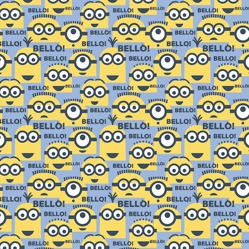 1 in a Minion Bello Minions 23994-B Blue
