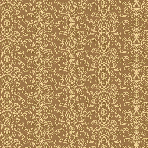 A Golden Holiday Filigree 25960-A Brown