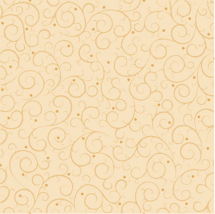 A Golden Holiday Scroll 25975-A Brown