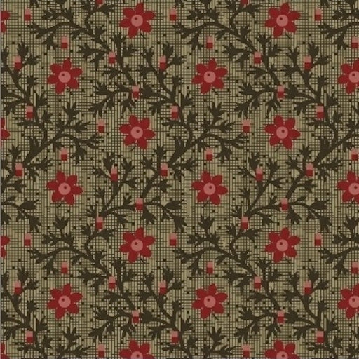 Pieceful Pines - Pine Needles 8206-114 Green