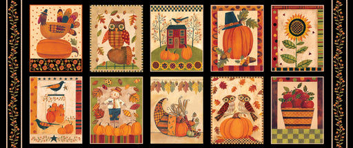 Give Thanks - Blocks 8562-41 Ivory