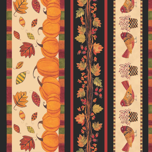 Give Thanks - Stripe 8564-41 Ivory