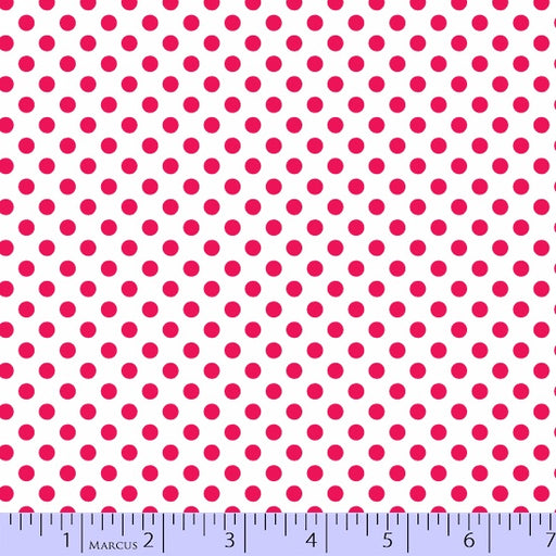 So Sweet Love Dots 9668-0111 Red