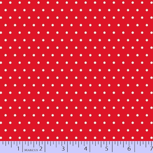Grumpy Cat Dots 9733-0111 Red