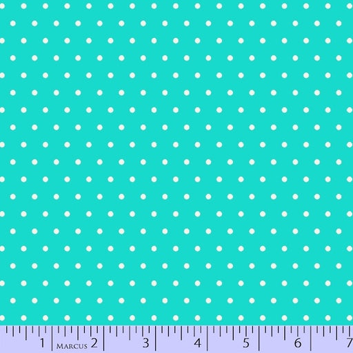 Grumpy Cat Dots 9733-0154 Turquoise