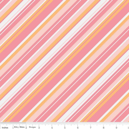 A Beautiful Thing Stripe C3983-Pink