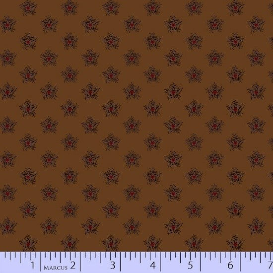Antique Cotton Stars 1735-0113