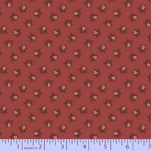 Antique Cotton Circle Flower 1742-0111