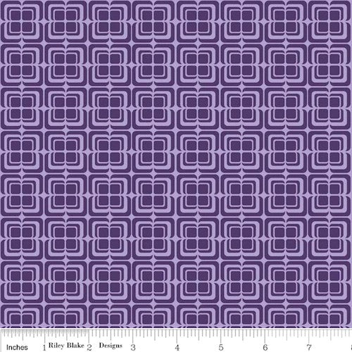 Ashbury Heights Deco C3346-Purple