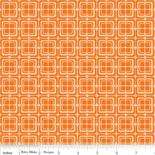 Ashbury Heights Deco C3346-Orange