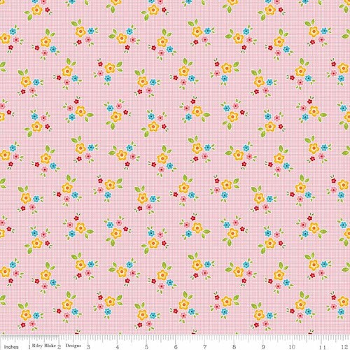 Bloom & Bliss Floral C4582-Pink