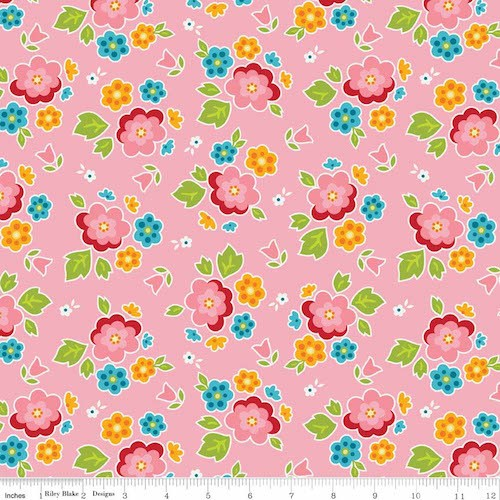 Bloom & Bliss Main C4580-Pink