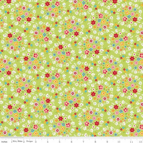 Bloom & Bliss Wreath C4581-Green