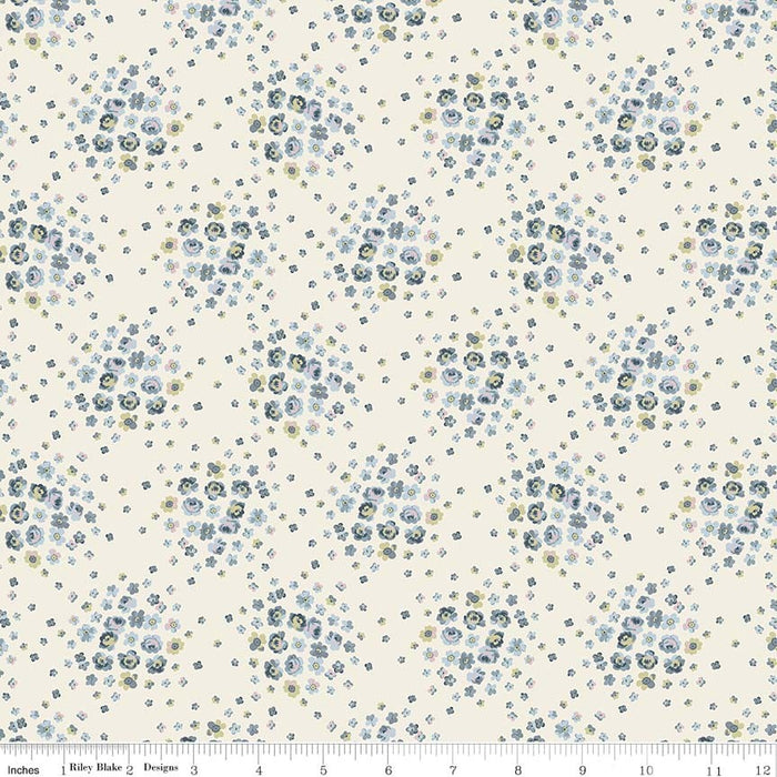 Anne Of Green Gables Meadow C5866-Blue