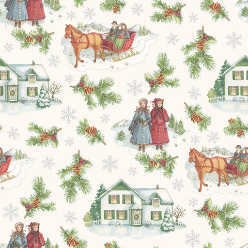Anne of Green Gables Christmas - Main C-6490 Gray