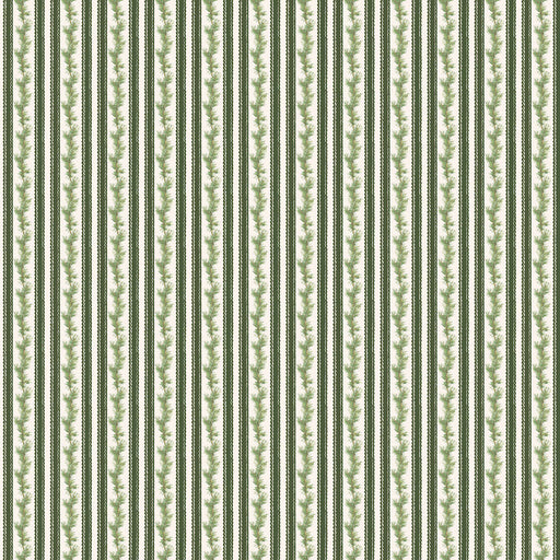 Anne of Green Gables Christmas - Stripe C-6494 Green