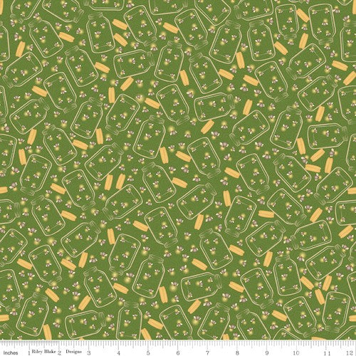 Camp-A-Lot Fireflies C3503-Green