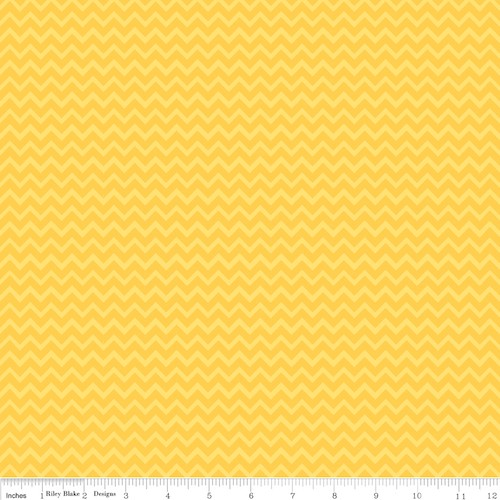 Camp-A-Lot Chevron C3505-Yellow