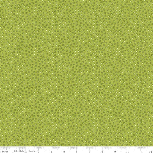 Happy Flappers Petal C4026-Green