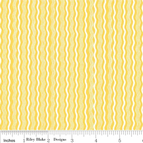 Hipster Crimp C522-06 Yellow